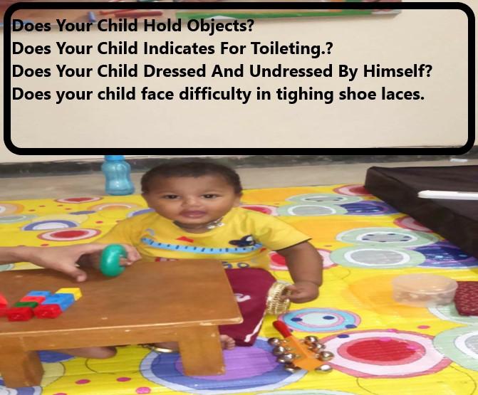 child hold